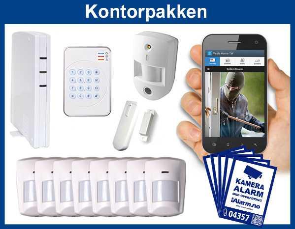 Kontorpakken - Norgesalarmen